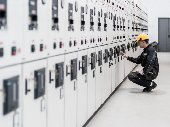Global Manufacturing Switchboard